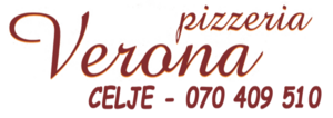 Pizzeria Verona logo | Celje | Supernova